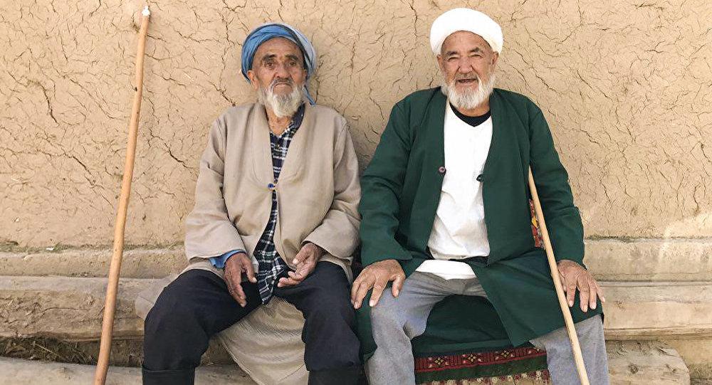 Фото стариков и старушек ниагарской