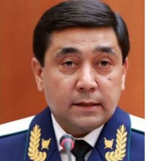 показать фото генпрокурора узбекистана для